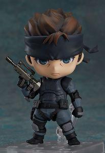 Фигурка Nendoroid Solid Snake