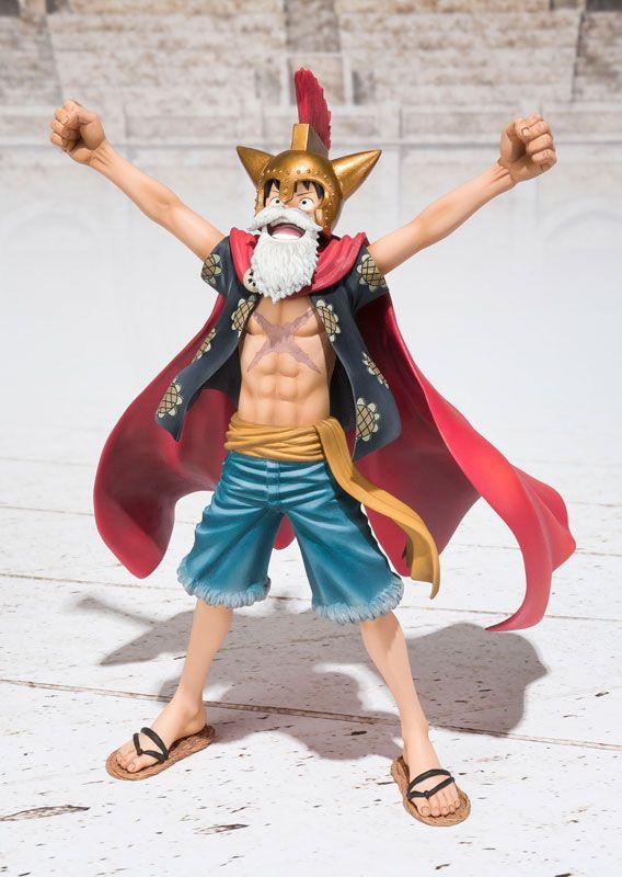 Фигурка One Piece: Gladiator Luffy