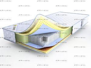 Матрас Lonax Latex-Medium S1000