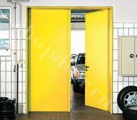 Дверь металлическая противопожарная EI-60 (двупольная)