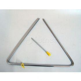 FLEET FLT-T12 Треугольник металлический диаметр 8мм, с палочкой