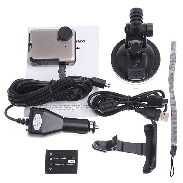 Видеорегистратор HD DVR K405