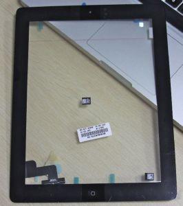 Тачскрин iPad 2 (в сборе с кнопкой Home) (black) Оригинал