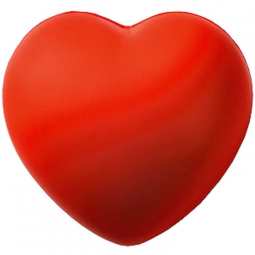 антистрессы в виде сердца