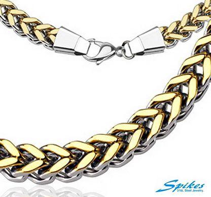 Мужская цепь Spikes SSNM-128499