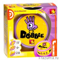 Доббль (Dobble или Spot It!)