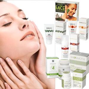 Биобьюти Программа «Хочу избавиться от купероза, сосудистых звездочек, покраснения носа» для сухой кожи