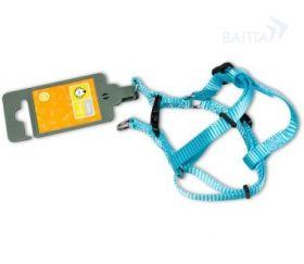 HUNTER SMART шлейка для собак Ecco Sport нейлон бирюзовый
