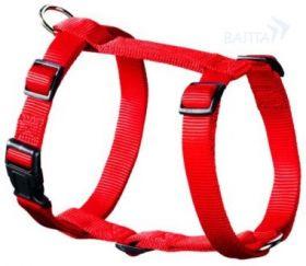 HUNTER SMART шлейка для собак Ecco Sport  S нейлон красный