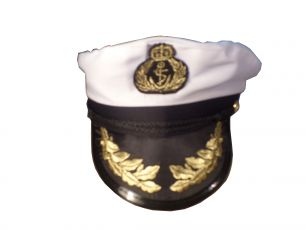 Морская фуражка адмирала