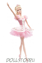 Коллекционная кукла Барби Балетные Пожелания -  Ballet Wishes Barbie Doll