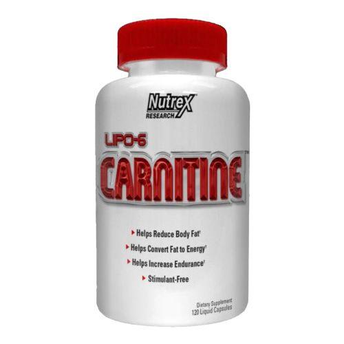 Lipo-6 Carnitine (120 кап.)