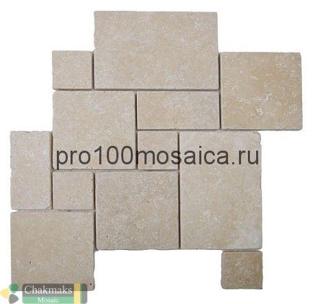 LYRIC Бесшовная Мозаика 3D  Fusion Stone, 303*303 мм (CHAKMAKS)