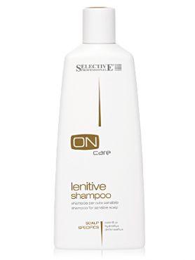Selective Lenitive shampoo Шампунь для чувствительной кожи