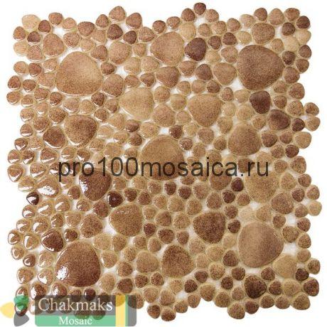 D. 301  Мозаика Pebble, 290*290 мм, (CHAKMAKS)