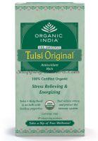 Tulsi Original Tea Organic India 25 Bags