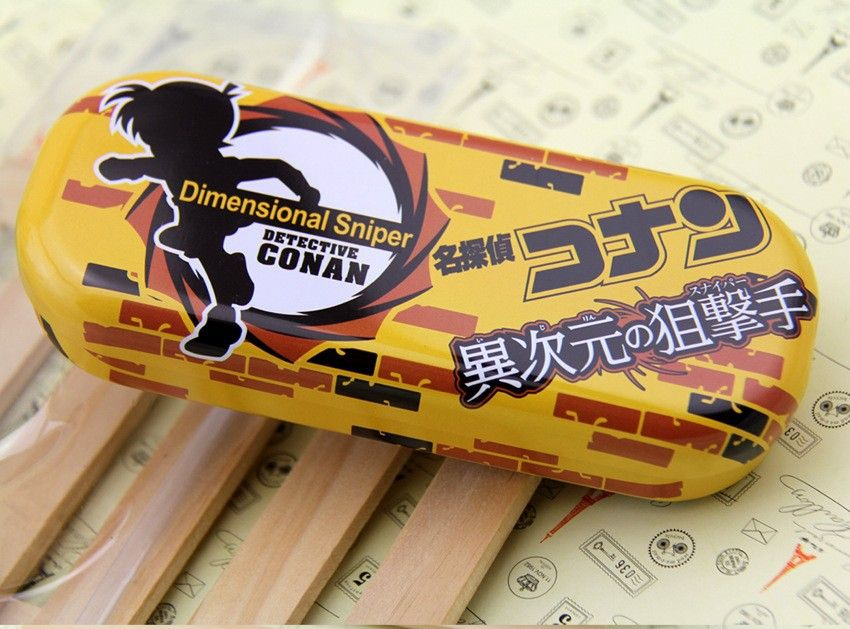 Аниме пенал  Detective Conan