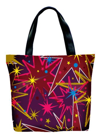 Женская сумка ПодЪполье Fireworks