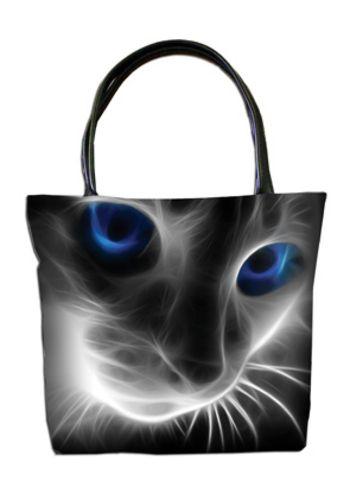 Женская сумка ПодЪполье Blue cat