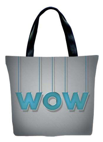 Женская сумка ПодЪполье WoW