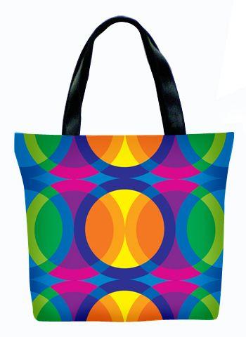 Женская сумка ПодЪполье Graphics