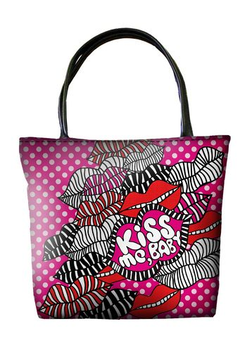 Женская сумка ПодЪполье Kiss me, baby