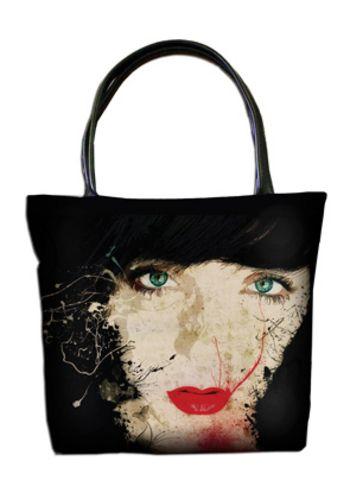 Женская сумка ПодЪполье Red lips