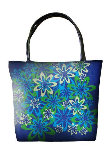 Женская сумка ПодЪполье Flower kaleidoscope