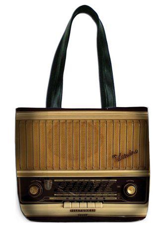 Женская сумка ПодЪполье Old radio