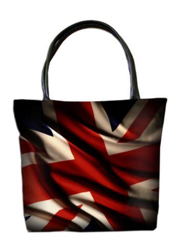 Женская сумка ПодЪполье Flying British flag
