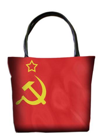 Женская сумка ПодЪполье USSR