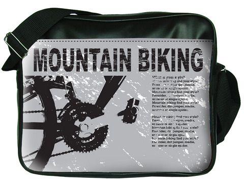 "Молодежная сумка ""ПодЪполье"" Mountain biking"