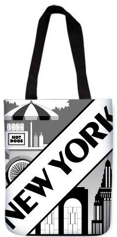 "Авоська ""ПодЪполье"" York"