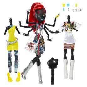 Кукла Вайдона Спайдер (Wydowna Spider), серия Я люблю моду, MONSTER HIGH