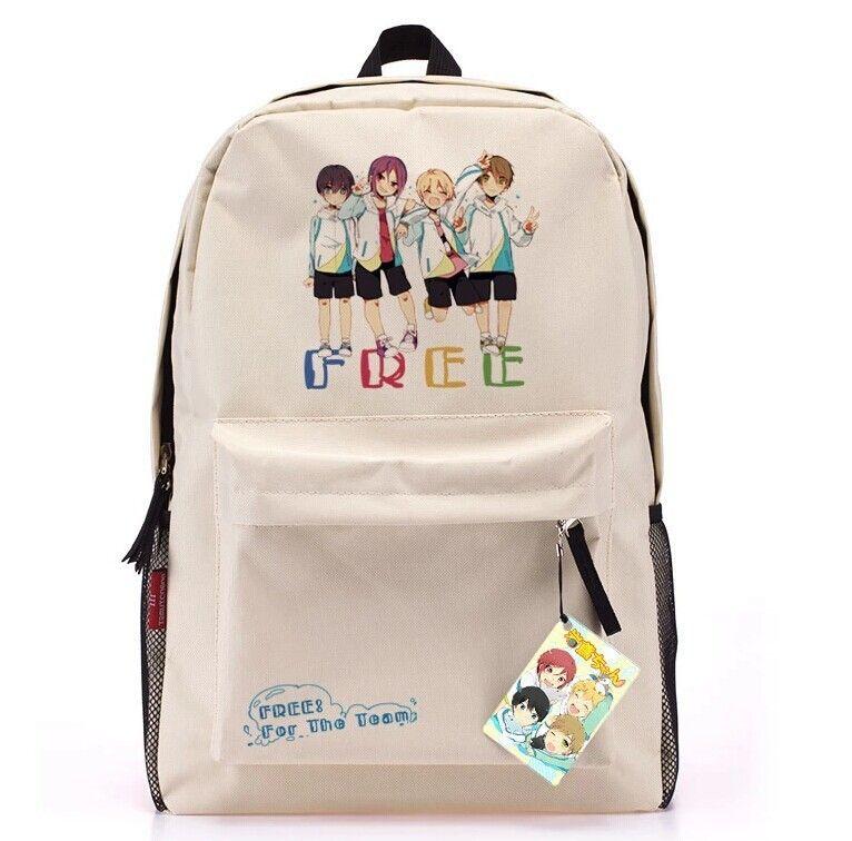 """Аниме рюкзак """"Free!"""""""