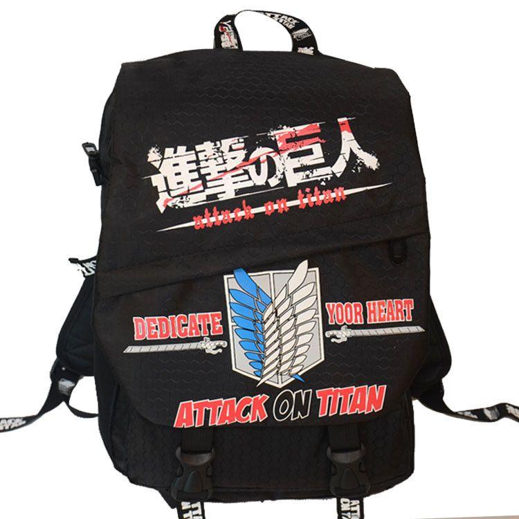 """Аниме рюкзак """"Attack On Titan"""""""