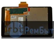 Asus Google Nexus 7 Claa070Wp03 Touch Panel Black матрица (экран, дисплей) для ноутбука