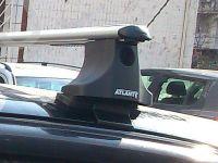 Багажник на крышу Fiat Punto, Атлант, аэродинамические дуги