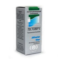 Тестостерон Энантат, тестовер, testover