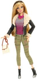 Кукла Барби Leather Jacket, серия Уличный стиль, BARBIE