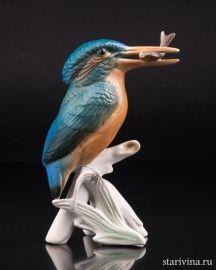 Зимородок с рыбкой, Karl Ens, Германия., артикул 01167
