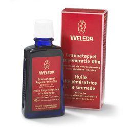 WELEDA Гранатовое восстанавливающее масло для тела, 100 мл