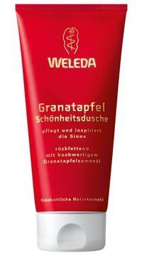 WELEDA Гранатовый гель для душа, 200 мл