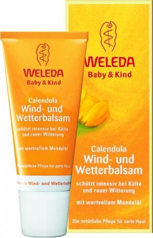WELEDA Защитный бальзам от ветра и холода с календулой, 30 мл