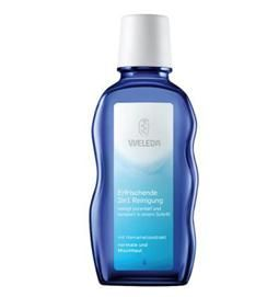 WELEDA Освежающее очищающее средство 2 в 1 для нормальной и смешанной кожи, 100 мл