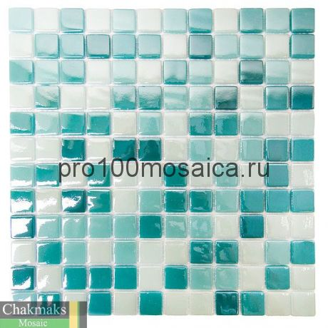 """23 Mix 18 Мозаика """"23х23"""", 301*301 мм, (CHAKMAKS)"""