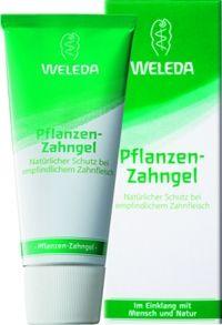 WELEDA Растительная зубная паста-гель на травах для всей семьи, 75 мл
