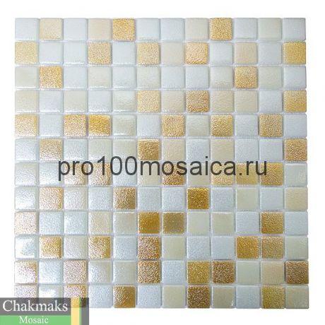 """23 Mix 8 Мозаика """"23х23"""", 301*301 мм, (CHAKMAKS)"""