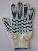 перчатки рабочие хб 5 нитей 7 класс люкс