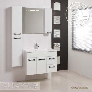 Мебель для ванной комнаты Акватон Диор 80 М